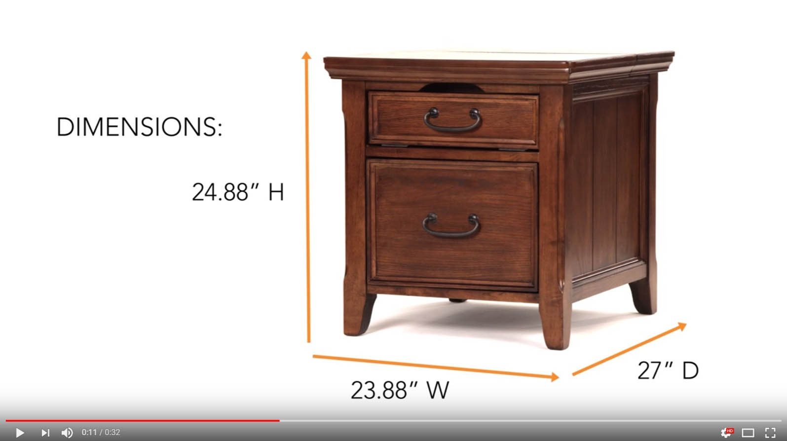 Home Furniture And Accessories Panama City English Woodboro Media End Table